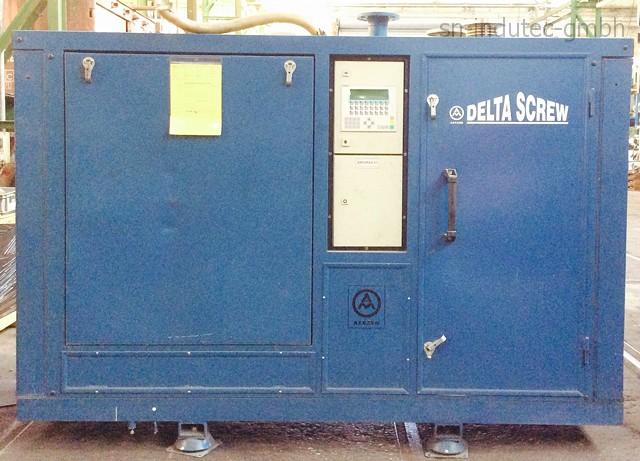 DELTA SCREW Kompressor Compressor Vakuumpumpe Siemens Operator Panel OP 17-DP