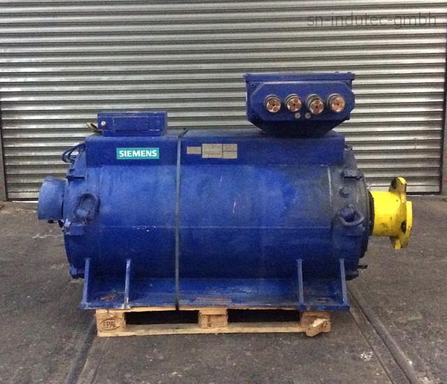 Siemens 3~ MOT 1FW4 407-1HF70-1AA0 High-Torquemotor Rotor Permanent Magnet, 5Bar